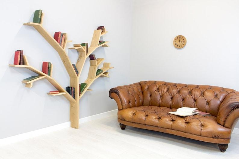 The Hazel Tree Shelf Bookcase image 0