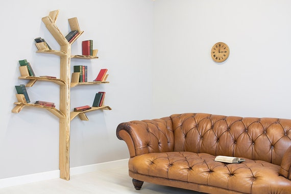 The Oak Tree Bookshelf
