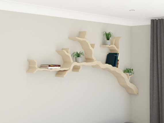 NEW PRODUCT The Wiltshire Oak Branch Shelf 24m Size