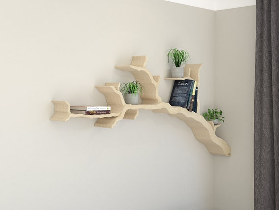 NEW PRODUCT The Wiltshire Oak Branch Shelf 18m Size