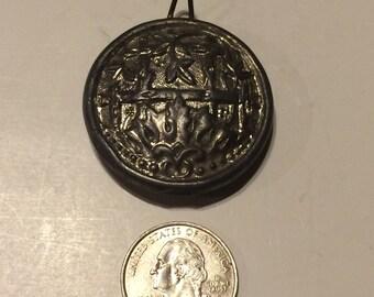 Antique Vintage Ornate Pendulum