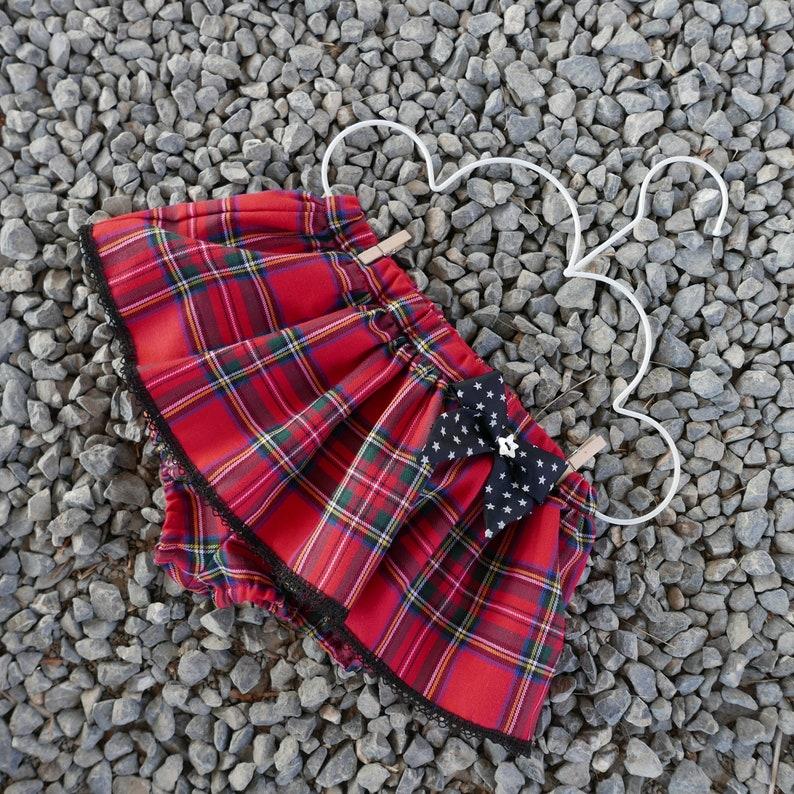 7b61f6300 Cubrepañal y Bombacho con falda para bebés y niñas Patrón | Etsy