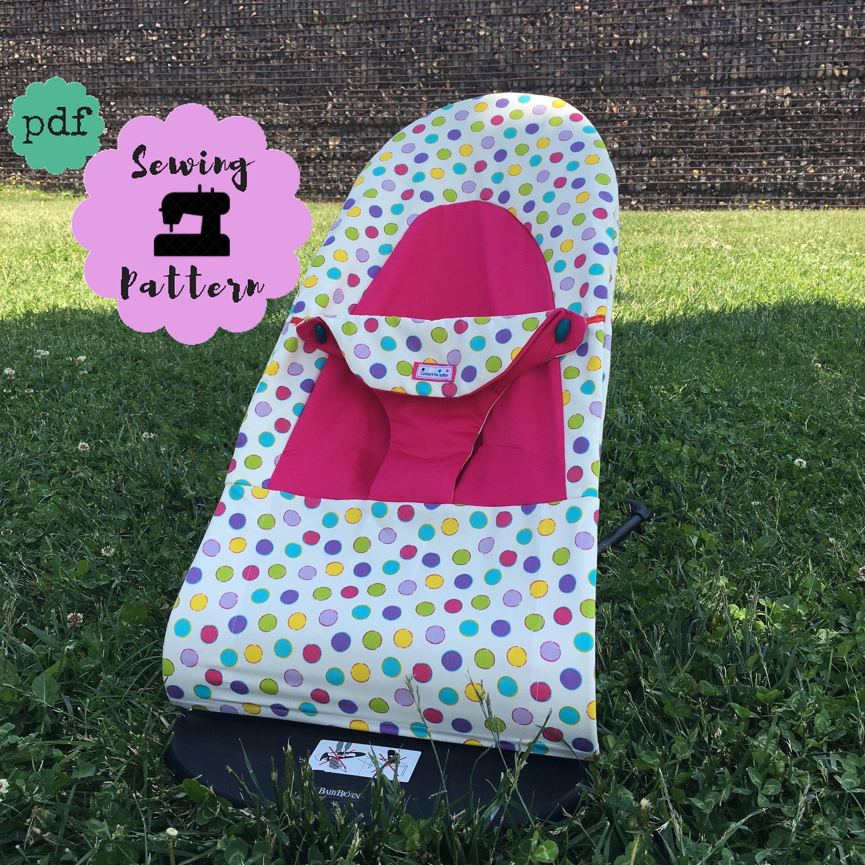 85bd8459e3a BABYBJÖRN Seat replacement Cover PDF Pattern for Balance
