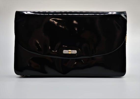 Dior Vernis Leather Bag