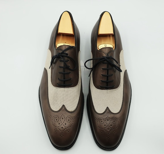 Hermes Men Oxford Shoes