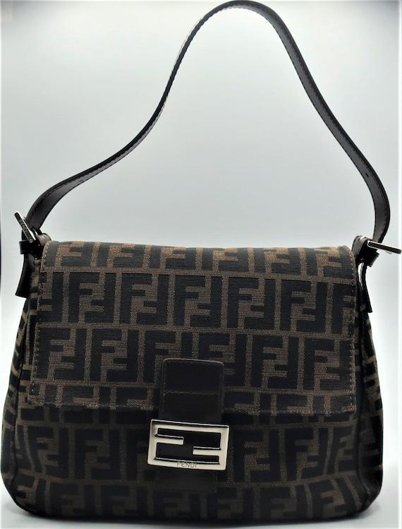 Fendi Monogram Handbag