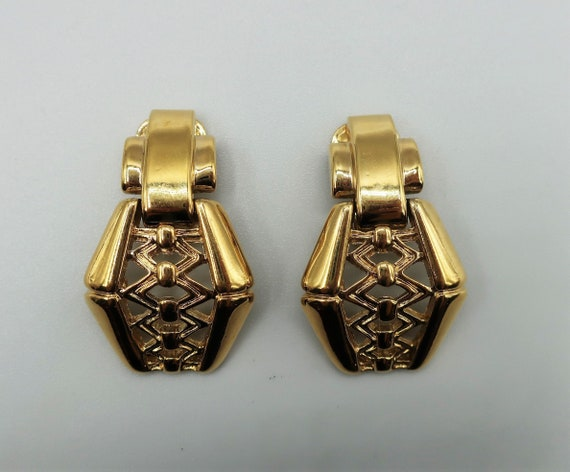 Guy Laroche Clip-on Earrings