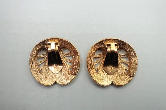 Jean Patou Earrings - image 3