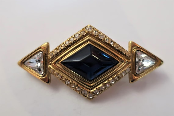 Louis Scherrer Pin Brooch