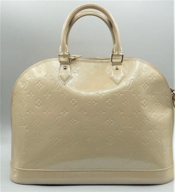 Louis Vuitton Alma Large Monogram Bag