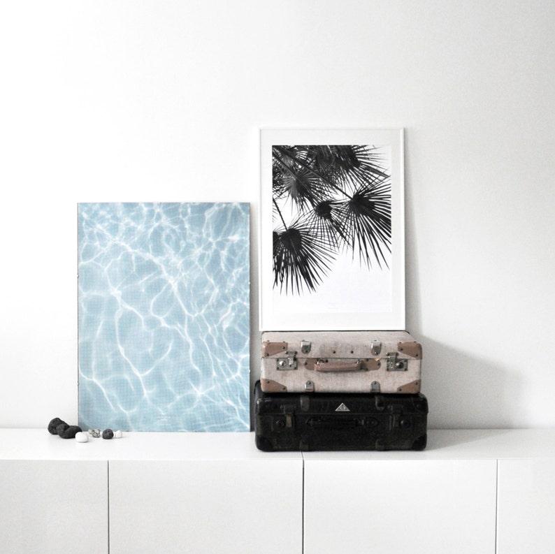 endless summer WATER Artprint A2  A1 POSTER