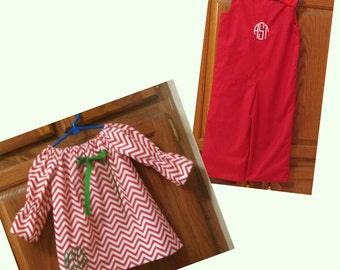 Brother/Sister Matching Set, Twin Outfit Set, Brother/Sister Clothes, Brother/Sister Christmas Outfits, Twin Christmas Outfits