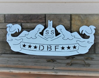 U.S. Navy Diesel Boats Forever, Silver dbf, DBF Service Pin, US Navy sign, dbf sub, diesel boat, pig boat, navy mermaids, US Navy Sub
