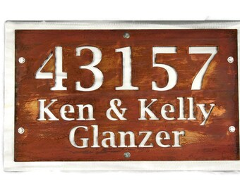 Address House Numbers