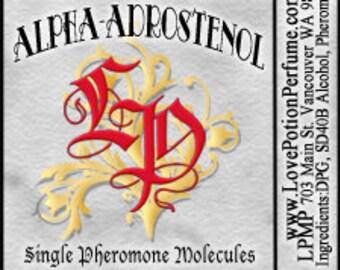 PHEROTINE! Alpha-Androstenol ~ Single Pheromone Molecule - Love Potion Magickal Perfumerie