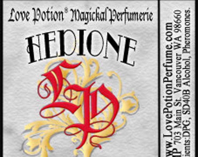 PHEROTINE! Hedione - Nature's Sexual Attractant -  Love Potion Magickal Perfumerie - Pherotine!