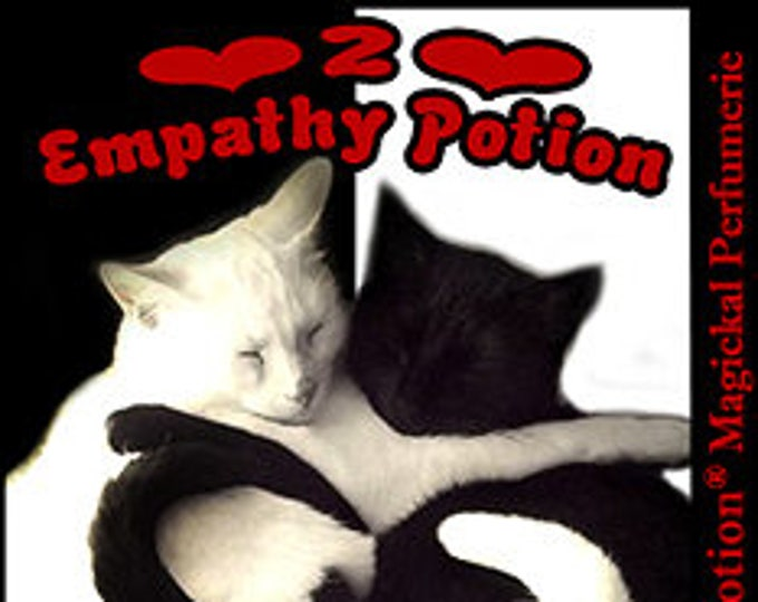 SALE! Empathy Potion - UNscented Pheromone Blend for Women - Love Potion Magickal Perfumerie