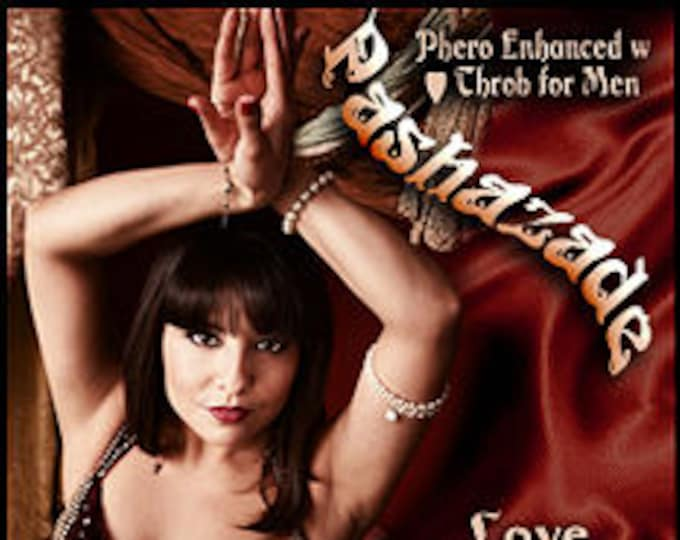 Pashazade w/ Heart Throb - for Men - Pheromone Enhanced Fragrance - Love Potion Magickal Perfumerie