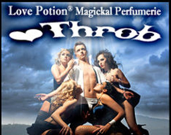 Heart Throb - UNscented Pheromone Blend - for Men - Love Potion Magickal Perfumerie