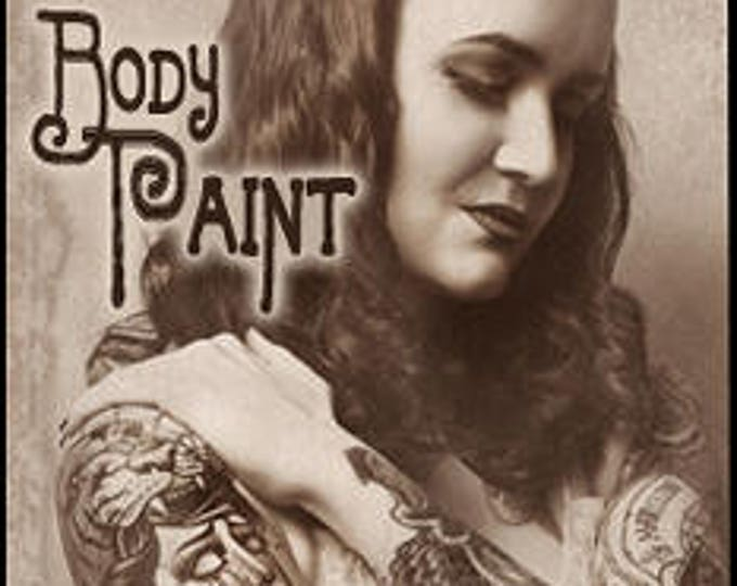 Body Paint 2015 - Handcrafted Limited Edition Perfume for Women - Love Potion Magickal Perfumerie