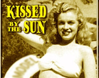 Kissed by the Sun - Limited Edition Perfume for Women - Love Potion Magickal Perfumerie - Summer 2015