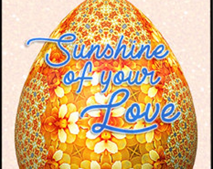Sunshine of Your Love - Spring 2017 - Limited Edition Original Fragrance - Love Potion Magickal Perfumerie