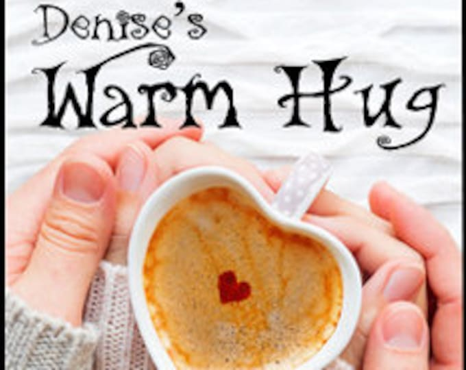 Denise's Warm Hug - Private Edition - Handcrafted Perfume - Love Potion Magickal Perfumerie