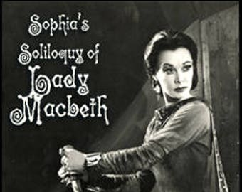 Sophia's Soliloquy of Lady Macbeth - Private Edition - Handcrafted Perfume - Love Potion Magickal Perfumerie