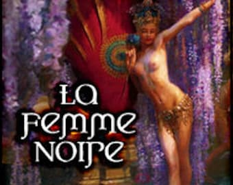 La Femme Noire - UNscented Pheromone Blend for Women - Love Potion Magickal Perfumerie