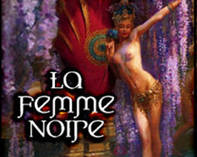 La Femme Noire - UNscented Pheromone Blend for Women - Love Potion Magickal Perfumerie