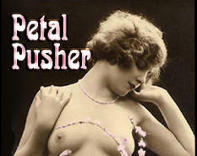 Petal Pusher - Handcrafted Fragrance for Women - Love Potion Magickal Perfumerie - Valentine 2015
