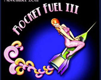 Rocket Fuel w/ Super Sexy - for Women - Pheromone Enhanced Perfume - Love Potion Magickal Perfumerie