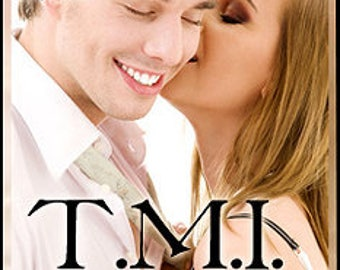 TMI - for Men and Women - Pheromone Enhanced Unisex Fragrance - Love Potion Magickal Perfumerie