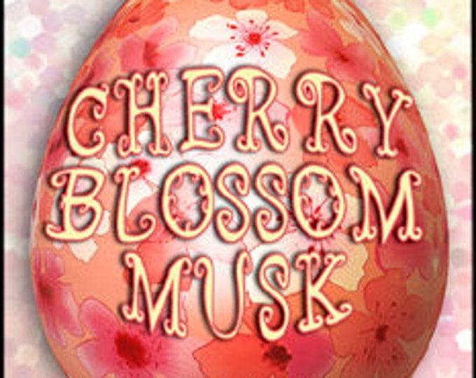 Cherry Blossom Musk - Spring 2017 - Limited Edition Original Fragrance - Love Potion Magickal Perfumerie
