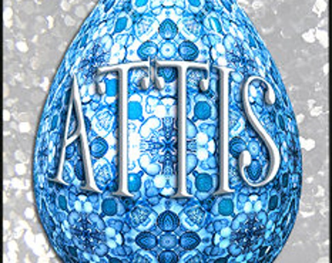 Attis for Men - Spring 2017 - Limited Edition Original Fragrance - Love Potion Magickal Perfumerie