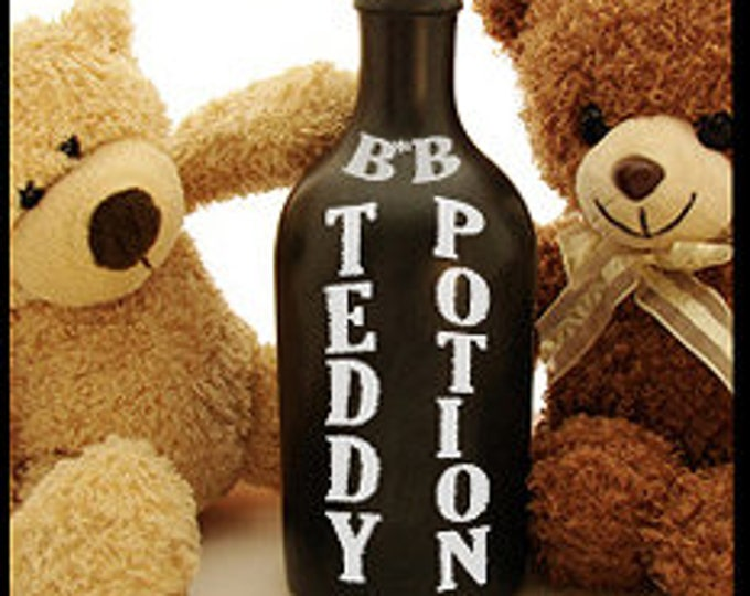 Teddy Potion BB - UNscented Pheromone Blend for Men / Unisex - Love Potion Magickal Perfumerie