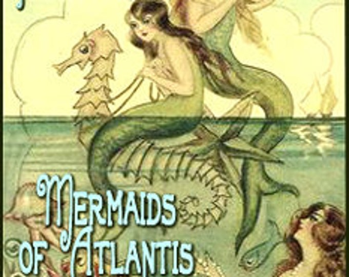 Mermaids of Atlantis 2015 - Handcrafted Fragrance for Women - Summer 2015 - Love Potion Magickal Perfumerie