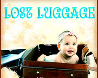Lost Luggage - Limited Edition Perfume for Women - Love Potion Magickal Perfumerie - Dec 2014