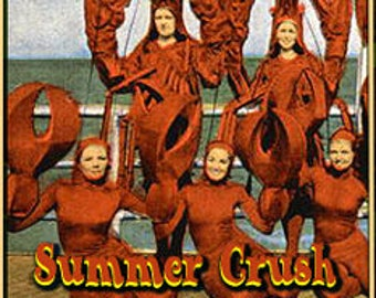 Summer Crush - Limited Edition Perfume for Women - Love Potion Magickal Perfumerie - Summer 2015