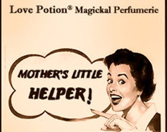 Mother's Little Helper - UNscented Pheromone Blend for Women - Love Potion Magickal Perfumerie