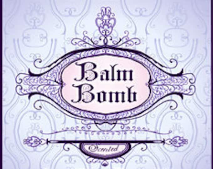 Balm Bomb - Pheromone Enhanced Fragrance - Love Potion Magickal Perfumerie