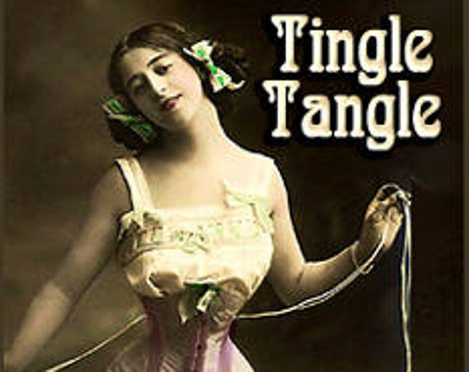 Tingle Tangle - Handcrafted Fragrance for Women - Valentine 2015 - Love Potion Magickal Perfumerie