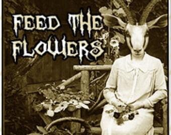 THREEBIES! Lot #614 - Feed the Flowers, Lost Luggage, Totem: Bear - Love Potion Magickal Perfumerie