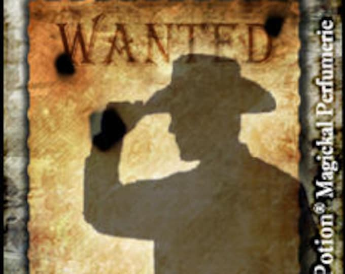 Wanted Man - UNscented Pheromone Blend for Men - Love Potion Magickal Perfumerie