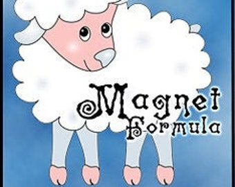 Magnet Formula - UNscented Pheromone Blend - for Women - Love Potion Magickal Perfumerie