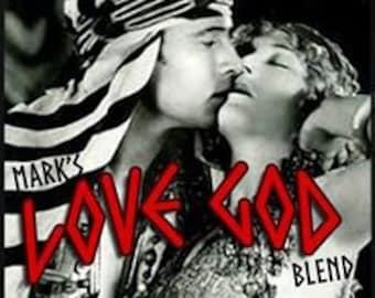 Mark's LOVE GOD Blend - UNscented Pheromone Formula for Men - Love Potion Magickal Perfumerie