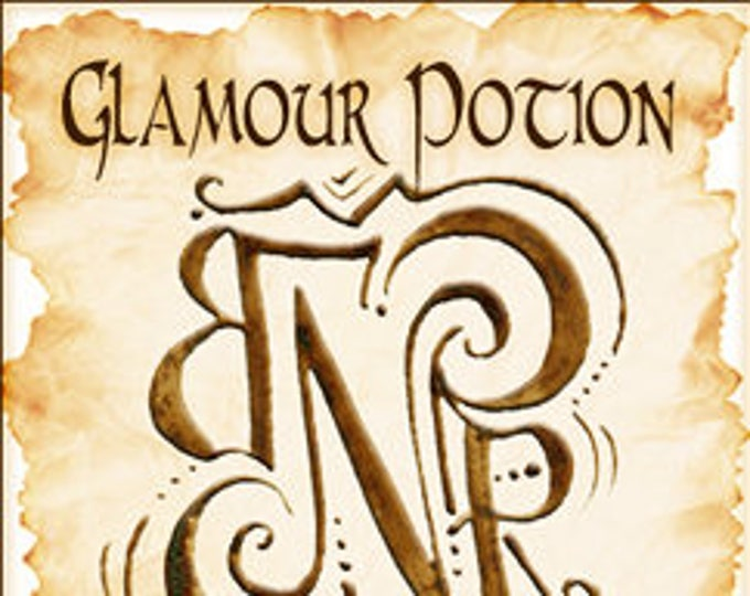 Sigil Collection 2015: Glamour Potion - Perfume Potion - Love Potion Magickal Perfumerie
