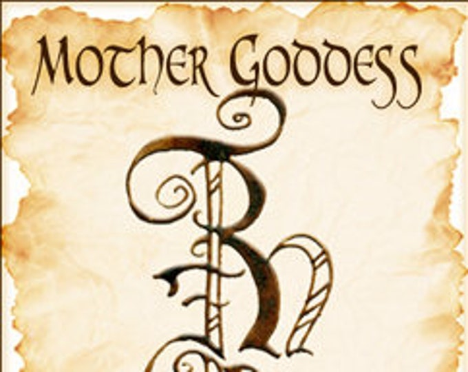 Sigil Collection 2015:  Mother Goddess - Perfume Potion - Love Potion Magickal Perfumerie