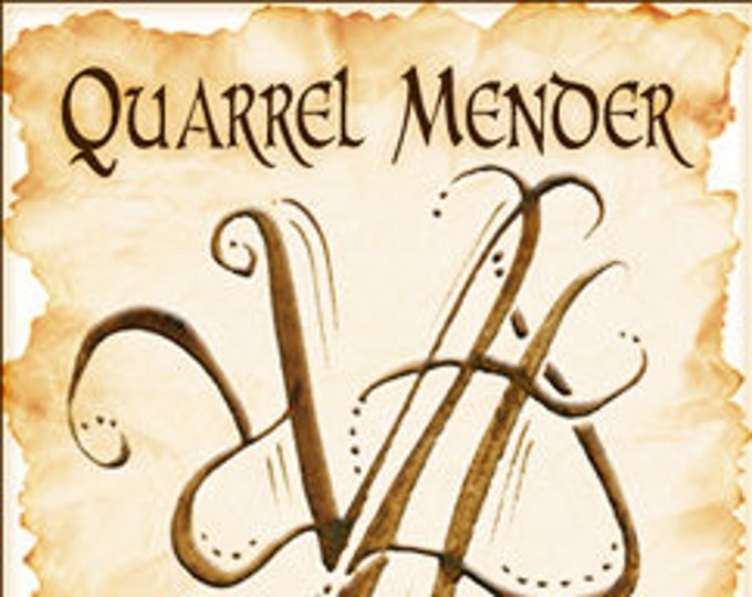 Sigil Collection 2015: Quarrel Mender - Perfume Potion - Love Potion Magickal Perfumerie