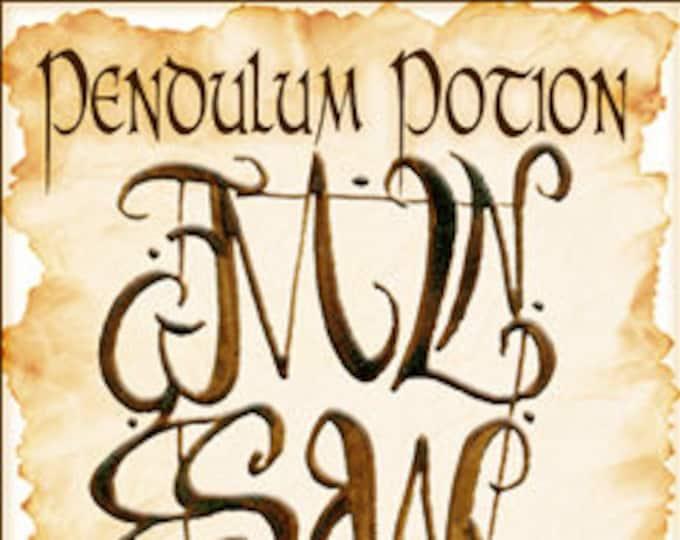 Sigil Collection 2015: Pendulum Potion - Perfume Potion - Love Potion Magickal Perfumerie
